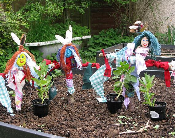 garden goddesses