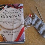 Knitting stitches – Blue bell