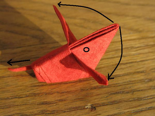 Origami mouse 18