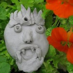 Gruesome garden creations