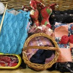 A tidy workbasket