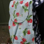 Friday Night Sew-In – Strawberry Rucksack
