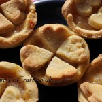 A how-to for mini apple and custard pies