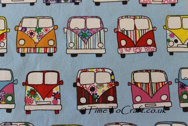 camper van fabric