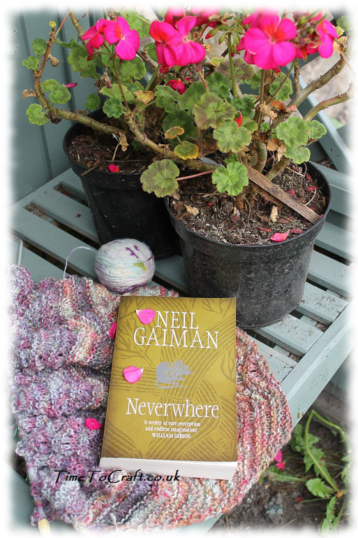 neverwhere and knitting