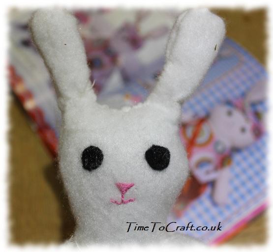 rabbit face