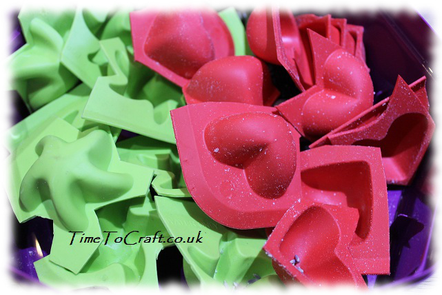 bath bomb moulds