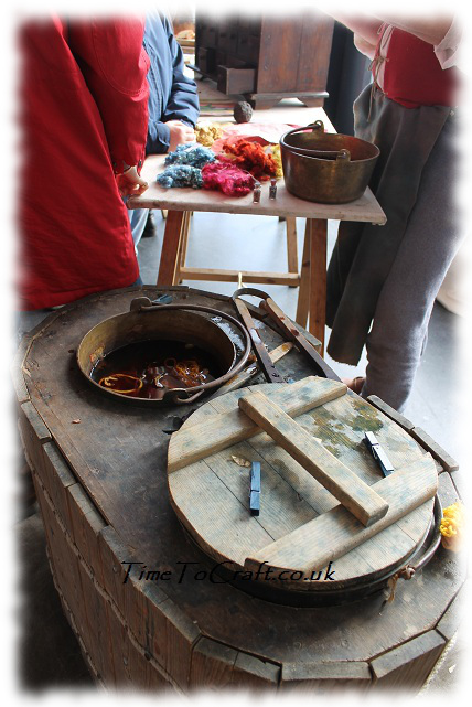 medieval dye