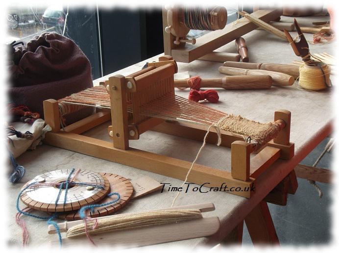 medieval weaving