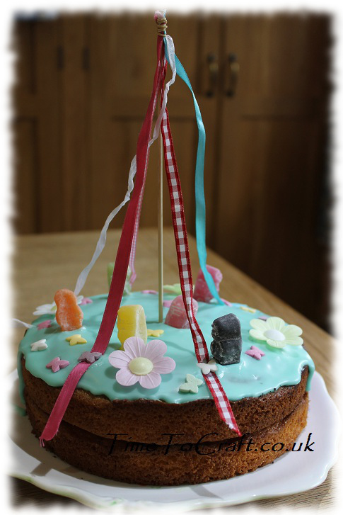 may day cake