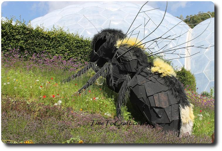 Bee at Eden