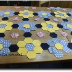 My next hexagon quilt starts here