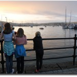 Pottering around the harbour