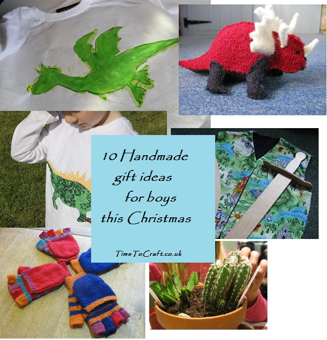 Homemade gifts for boys for Easy diy gifts for boys