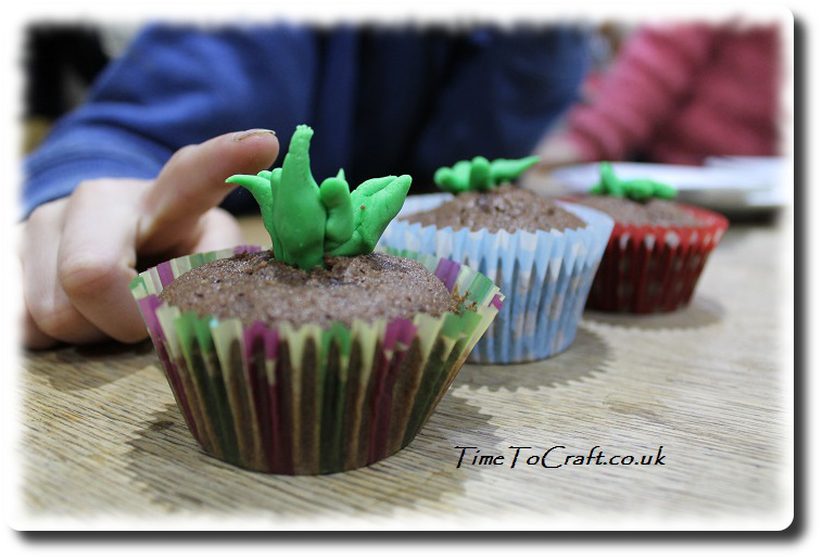 choosing a sprouting cake