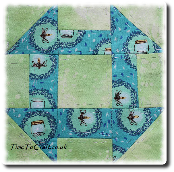Dear Daughter quilt block wrench