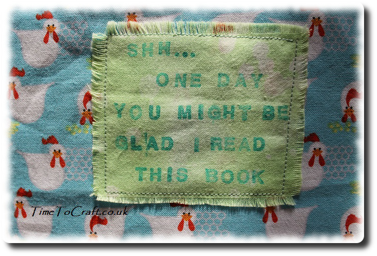world book day book cover quote