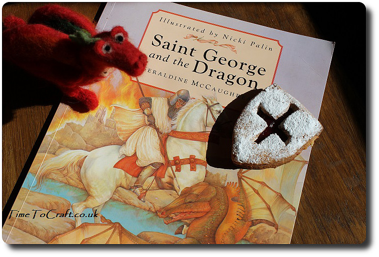 St George Day book recommendation