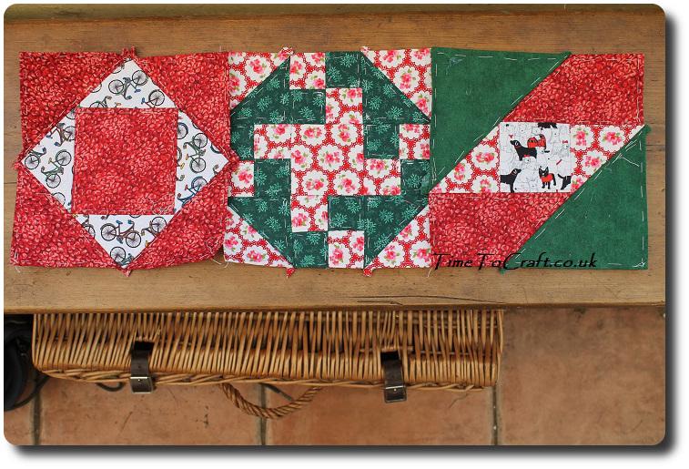 attic window, economy and prairie queen quilt blocks