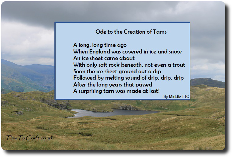 ode to a tarn