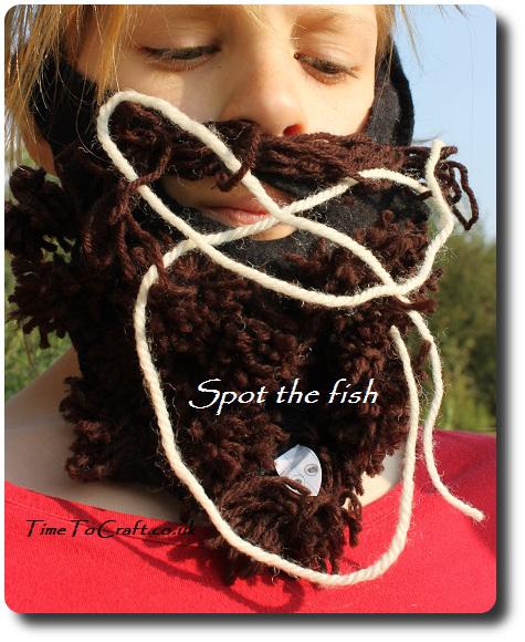 The Twits Roald Dahl beard fish 2