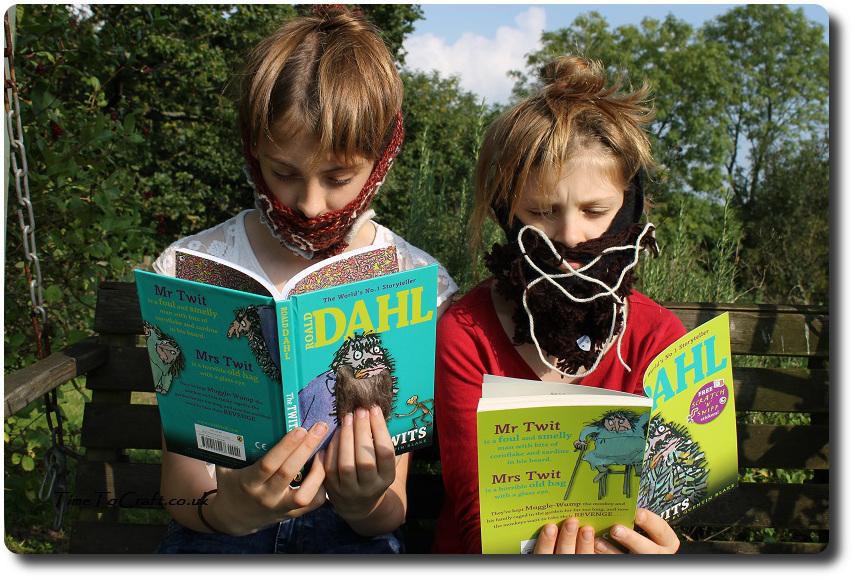 The Twits Roald Dahl beards