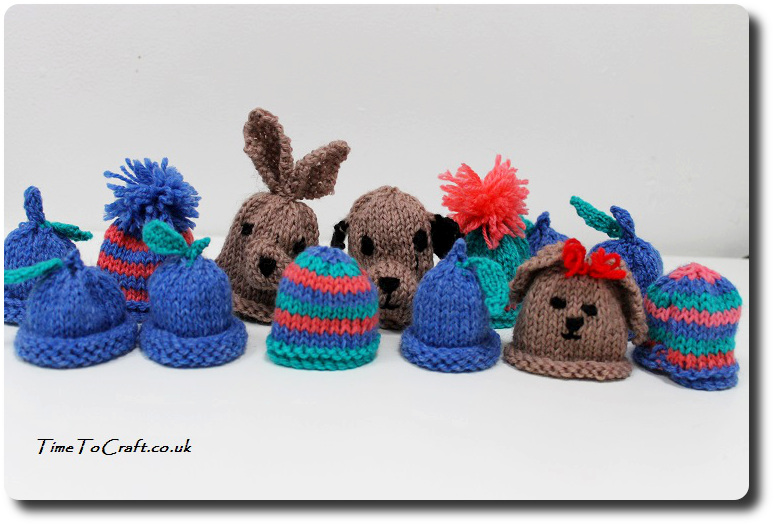 big knit hats Innocent Drinks group