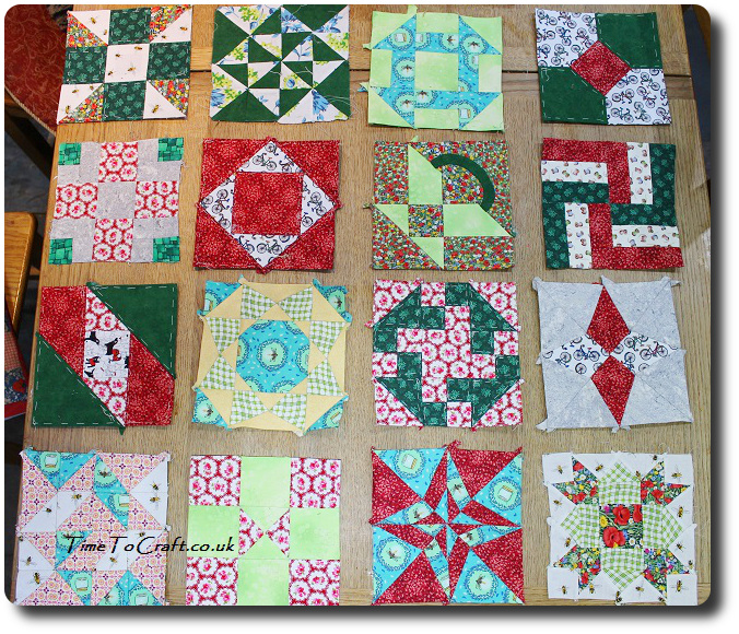 Dear Daughter quilt square