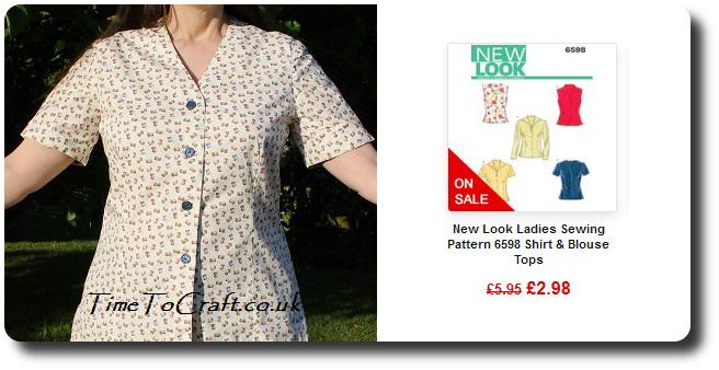 blouse dress pattern