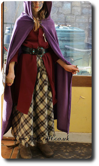 celtic costume ks2 history project