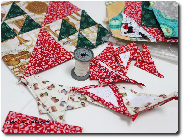 dear daughter patchwork quilt block Farmers Wife sewing angle