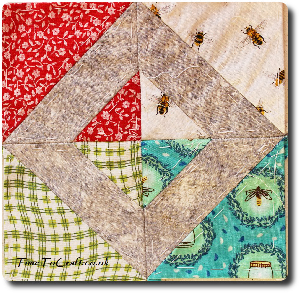 Friendship no 39 The Farmer's Wife quilt