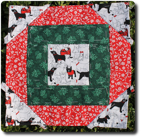 kitchen woodbox no 54 The Farmers Wife sampler quilt Dear daughter box