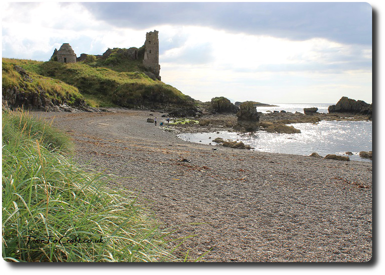 dunure-beach-and-castle
