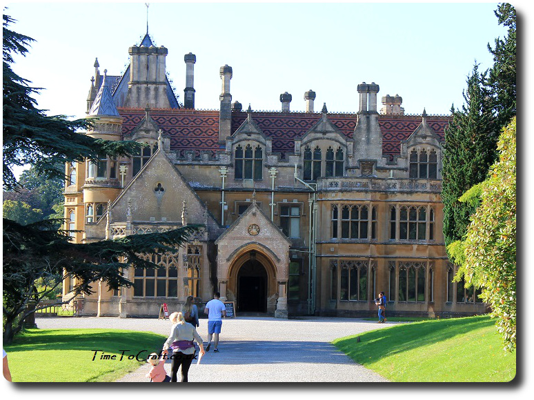tyntesfield-house-front