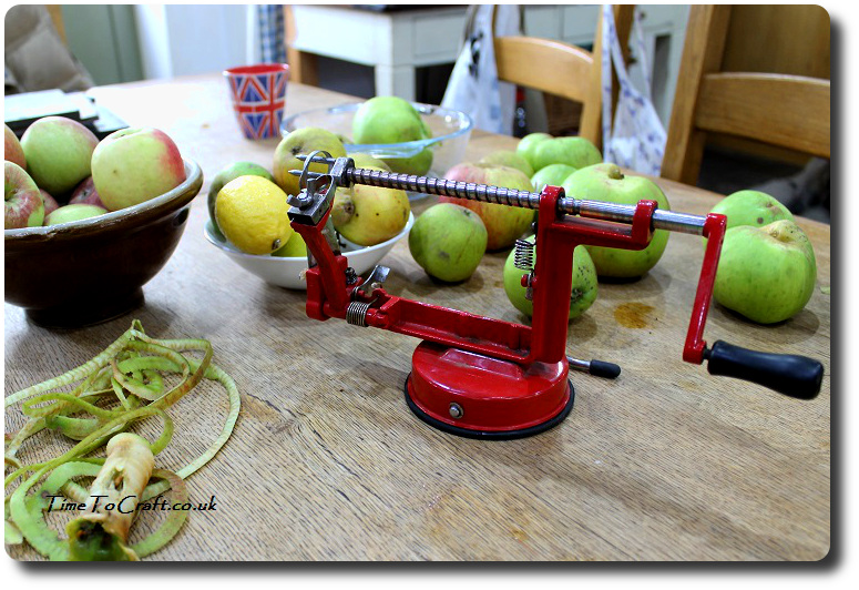 apple-preparation