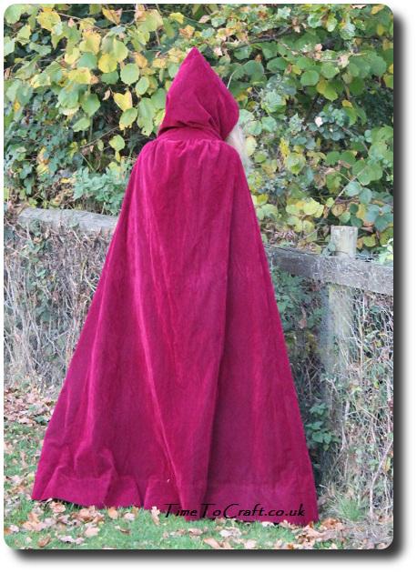 red-cloak